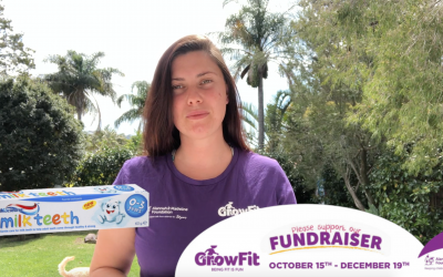 GrowFit Goes Purple