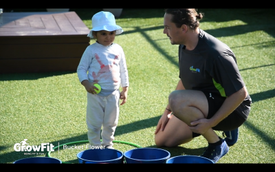 Bucket Flower – Throwing skills