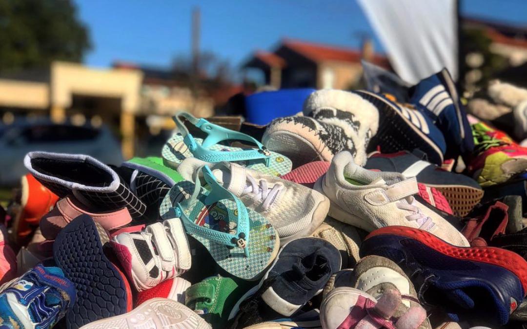 GrowFit Shoe Drive 2019
